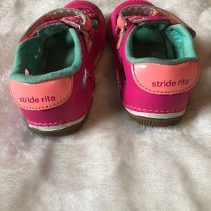 Stride Rite Shoes - Stride Rite Kids' SR Tech Callie Sandal
